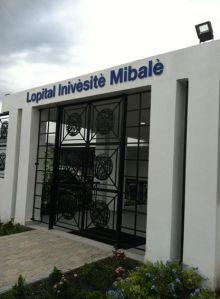 L'opital Mirebalais