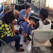 Sharing Jesus in Clinic
