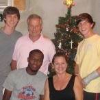 Our first family Christmas in Haiti