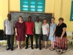Teachers of Great Bridge with Teachers of BGM Schools